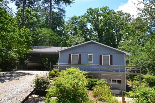 181 Laurel Circle, Lavonia, GA 30553 (MLS #20204331) :: Tri-County Properties