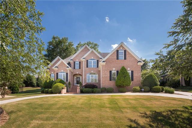 109 Walnut Creek Way, Greenville, SC 29611 (MLS #20204400) :: Les Walden Real Estate