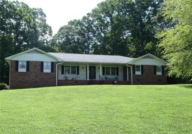 113 Seven Oaks Drive, Pendleton, SC 29670 (MLS #20204425) :: Les Walden Real Estate
