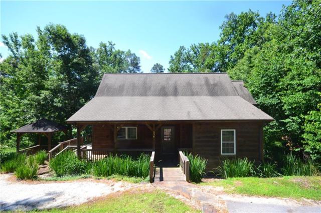 578 Rock Creek Bay Drive, Fair Play, SC 29643 (MLS #20204517) :: Les Walden Real Estate