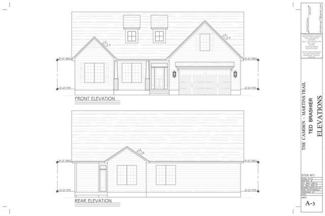 21 Barron Glenn Way, Anderson, SC 29621 (MLS #20204583) :: Tri-County Properties