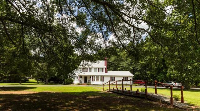 109 Mill Creek Road, Piedmont, SC 29673 (MLS #20204603) :: The Powell Group of Keller Williams