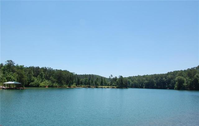 167 Lake Breeze Trail, Six Mile, SC 29682 (MLS #20204616) :: Tri-County Properties