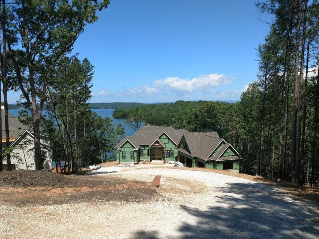 316 Island Dr Drive, Six Mile, SC 29682 (MLS #20204632) :: The Powell Group of Keller Williams