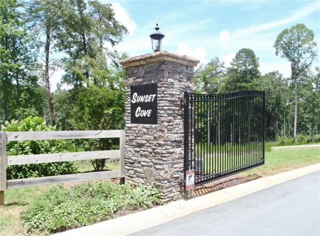 Lot 14 Sun Pointe Court, West Union, SC 29696 (MLS #20204652) :: The Powell Group of Keller Williams