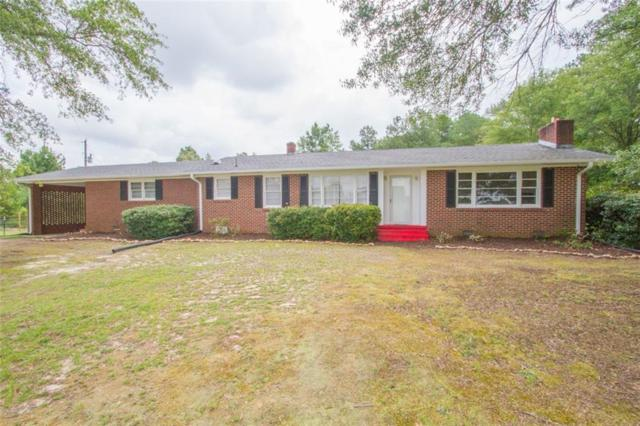 2318 Flat Rock Road, Abbeville, SC 29620 (MLS #20204840) :: The Powell Group of Keller Williams