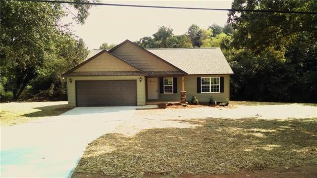 206 Miller Road, Belton, SC 29627 (MLS #20204841) :: Les Walden Real Estate