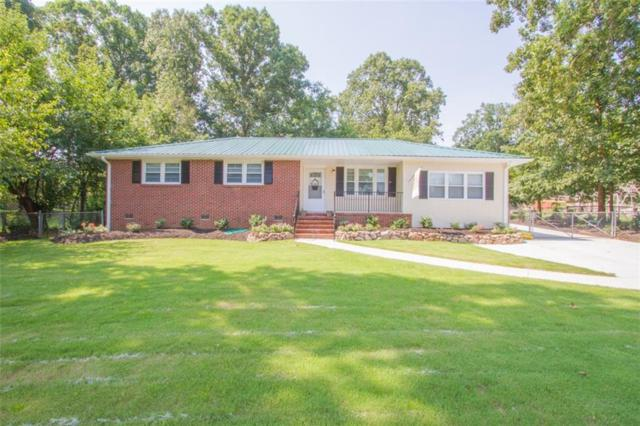 3018 Sunset Forest Road, Anderson, SC 29624 (MLS #20204846) :: The Powell Group of Keller Williams