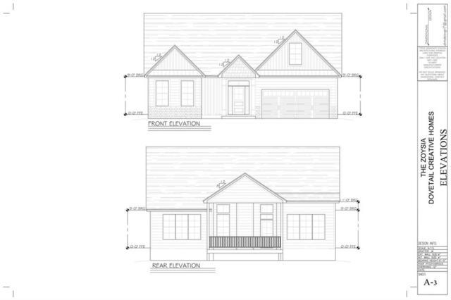 35 Barron Glenn Way, Anderson, SC 29621 (MLS #20204850) :: Tri-County Properties