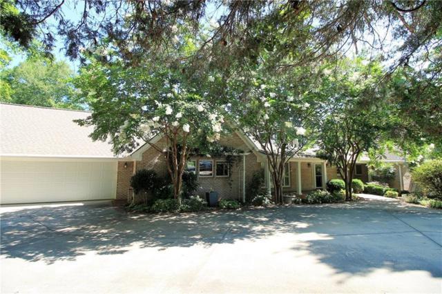 575 Cedar Street, Lavonia, GA 30553 (MLS #20204880) :: Les Walden Real Estate