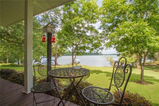 134 Lakeland Drive, Anderson, SC 29626 (MLS #20205079) :: Les Walden Real Estate