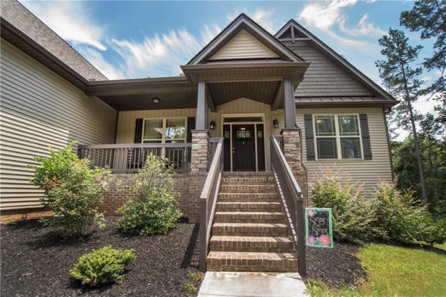 103 Pinnacle Pointe Drive, Seneca, SC 29672 (MLS #20205162) :: Tri-County Properties
