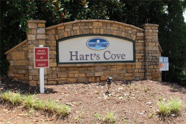 1433 Harts Ridge Drive, Seneca, SC 29678 (MLS #20205166) :: Tri-County Properties