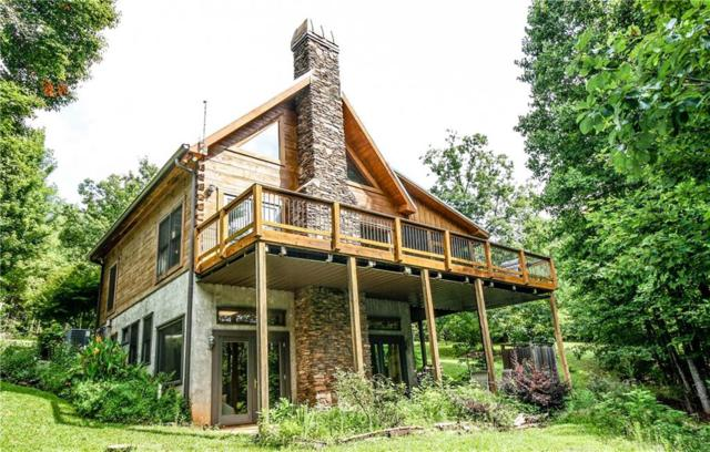 831 Lenore B Lane, Mountain  Rest, SC 29664 (MLS #20205226) :: Tri-County Properties