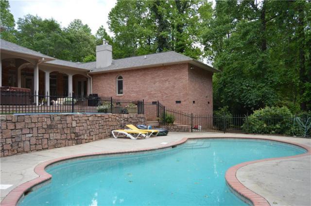 3803 Whitebark Drive, Seneca, SC 29678 (MLS #20205252) :: Les Walden Real Estate