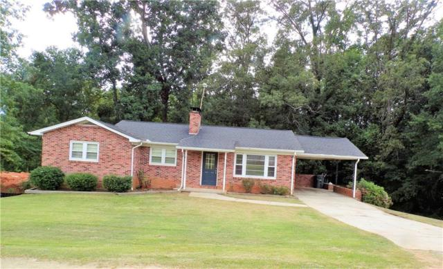 601 Evelyn Drive, Seneca, SC 29678 (MLS #20205322) :: Les Walden Real Estate