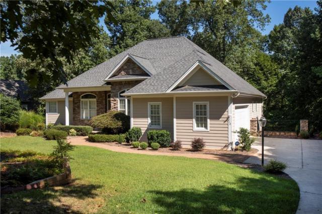 212 S Summit Drive, Seneca, SC 29672 (MLS #20205349) :: Les Walden Real Estate
