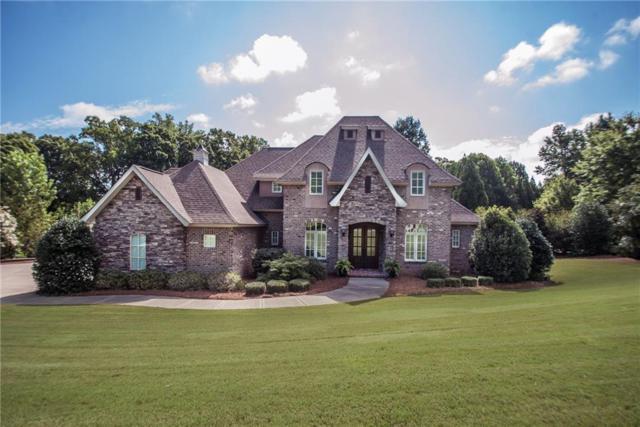 108 Carter Woods Drive, Anderson, SC 29621 (MLS #20205360) :: Les Walden Real Estate