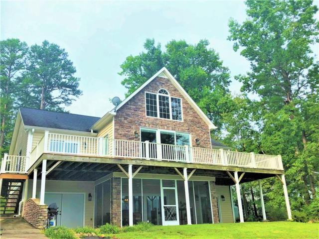 907 Point Place, Tamassee, SC 29686 (MLS #20205385) :: The Powell Group of Keller Williams