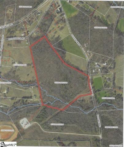 00 Goodwin Road, Simpsonville, SC 29681 (MLS #20205392) :: Tri-County Properties at KW Lake Region