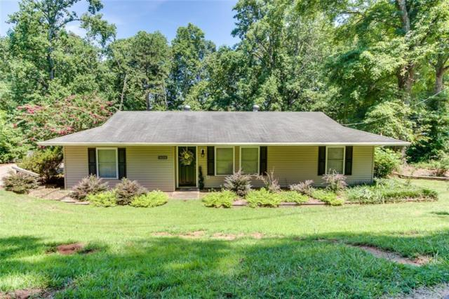 1020 Pinelake Drive, Townville, SC 29689 (MLS #20205566) :: Tri-County Properties at KW Lake Region