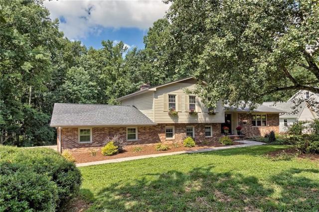 403 Huntington Road, Easley, SC 29642 (MLS #20205575) :: Les Walden Real Estate