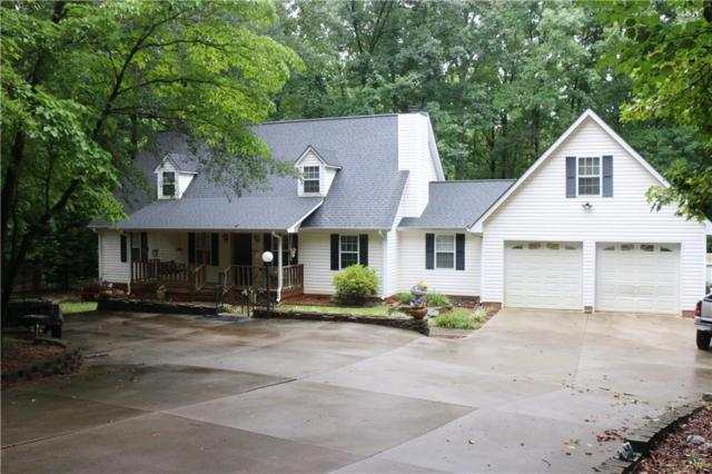1418 Hunters Trail, Anderson, SC 29625 (MLS #20205637) :: The Powell Group of Keller Williams