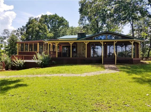 121 Gasque Haven Drive, Walhalla, SC 29691 (MLS #20205684) :: The Powell Group of Keller Williams