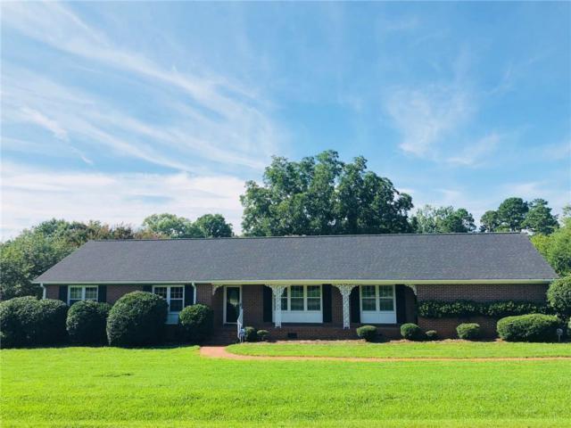 711 Timberlake Road, Anderson, SC 29625 (MLS #20205704) :: Tri-County Properties