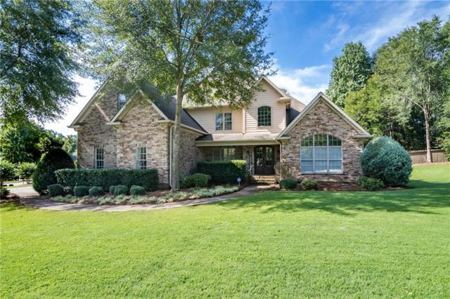 59 Sycamore Ridge Drive, Simpsonville, SC 29681 (MLS #20205715) :: Tri-County Properties