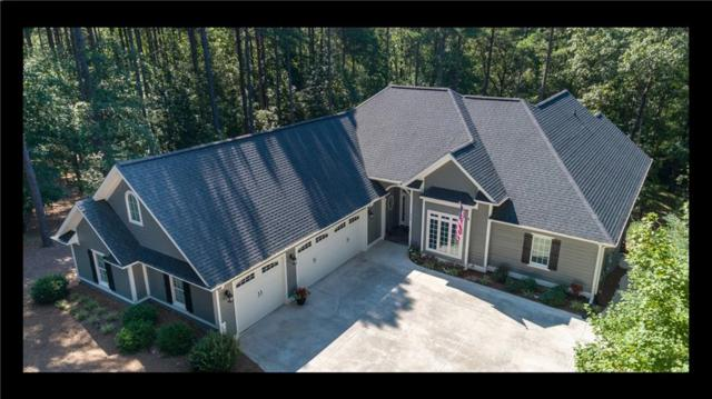 310 Longwood Drive, Seneca, SC 29672 (MLS #20205783) :: Tri-County Properties