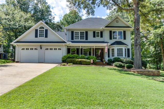 110 Wood Creek Drive, Piedmont, SC 29673 (MLS #20205818) :: The Powell Group of Keller Williams