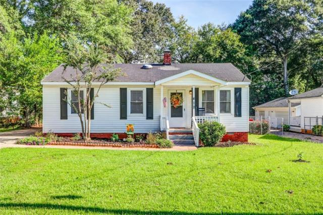412 Morris Street, Greenville, SC 29609 (MLS #20205961) :: The Powell Group of Keller Williams