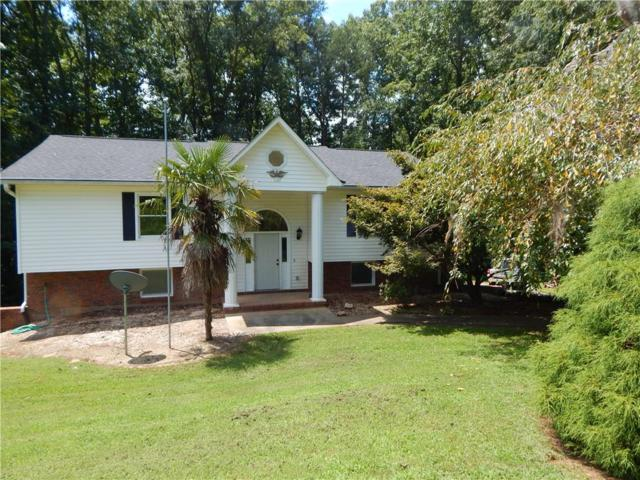 1137 Old Shirley Road, Central, SC 29630 (MLS #20205963) :: The Powell Group of Keller Williams