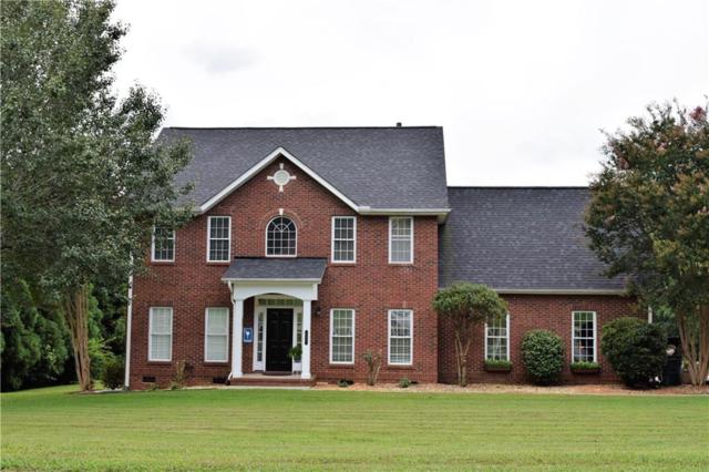 213 Oakmont Drive, Anderson, SC 29621 (MLS #20205972) :: The Powell Group of Keller Williams