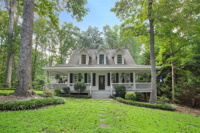411 Meadows Lane, Townville, SC 29689 (MLS #20206003) :: The Powell Group of Keller Williams