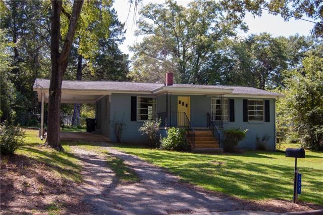 202 Hunter Street, Abbeville, SC 29620 (MLS #20206019) :: The Powell Group of Keller Williams