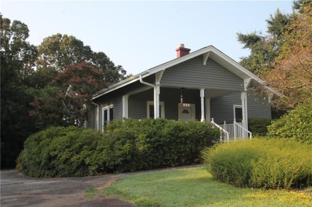 233 Lay Bridge Road, Central, SC 29630 (MLS #20206021) :: The Powell Group of Keller Williams