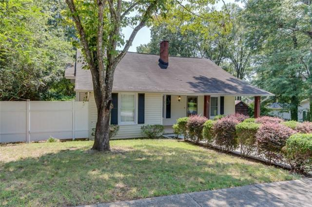 308 E A Avenue, Easley, SC 29640 (MLS #20206032) :: The Powell Group of Keller Williams
