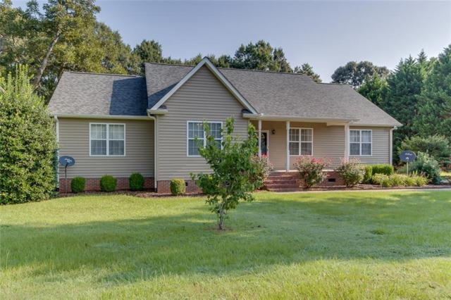 106 Quail Trail, Honea Path, SC 29654 (MLS #20206033) :: The Powell Group of Keller Williams