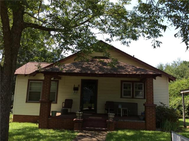 154 Boyce Street, Anderson, SC 29625 (MLS #20206045) :: The Powell Group of Keller Williams