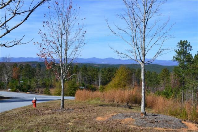 Lot 117 Hickory Springs Way, Six Mile, SC 29682 (MLS #20206091) :: Tri-County Properties