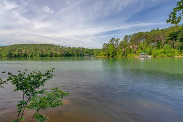 132 Tranquil Cove, Six Mile, SC 29682 (MLS #20206103) :: Tri-County Properties