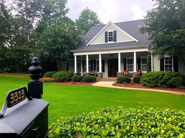 3313 Three Iron Drive, Seneca, SC 29678 (MLS #20206148) :: Les Walden Real Estate