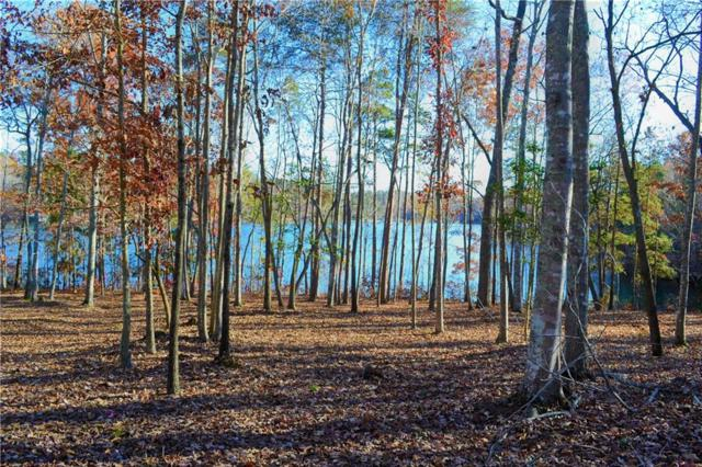 Lot 75 Waterscape Drive, Six Mile, SC 29682 (MLS #20206151) :: Les Walden Real Estate