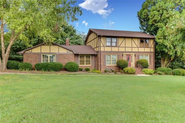 3111 Mcgee Road, Anderson, SC 29621 (MLS #20206183) :: Les Walden Real Estate