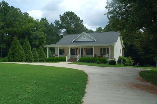 132 Freeman Drive, Hartwell, SC 30643 (MLS #20206200) :: Tri-County Properties