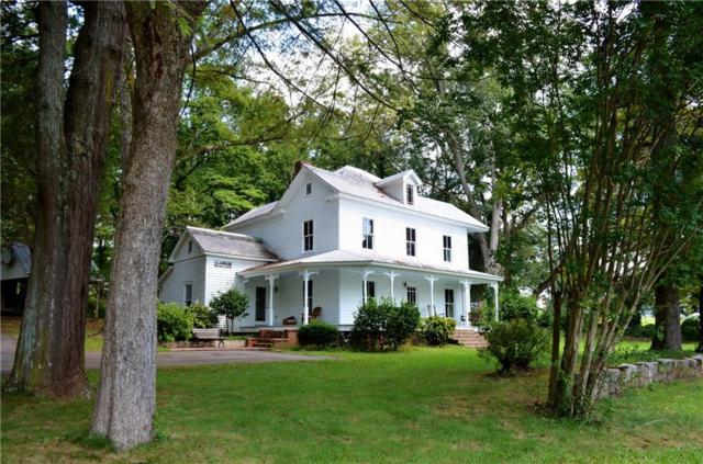 115 Meredith Street, Central, SC 29630 (MLS #20206207) :: Tri-County Properties