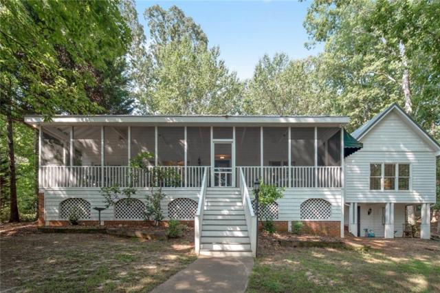 207 Sandy Lane, Townville, SC 29689 (MLS #20206220) :: Tri-County Properties