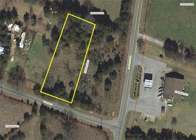 1095 Burris Road, Iva, SC 29655 (MLS #20206250) :: Tri-County Properties